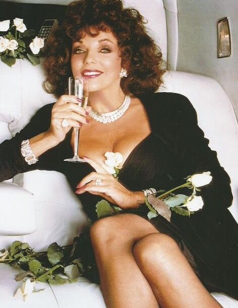 Free joan collins mature videos — photo 15