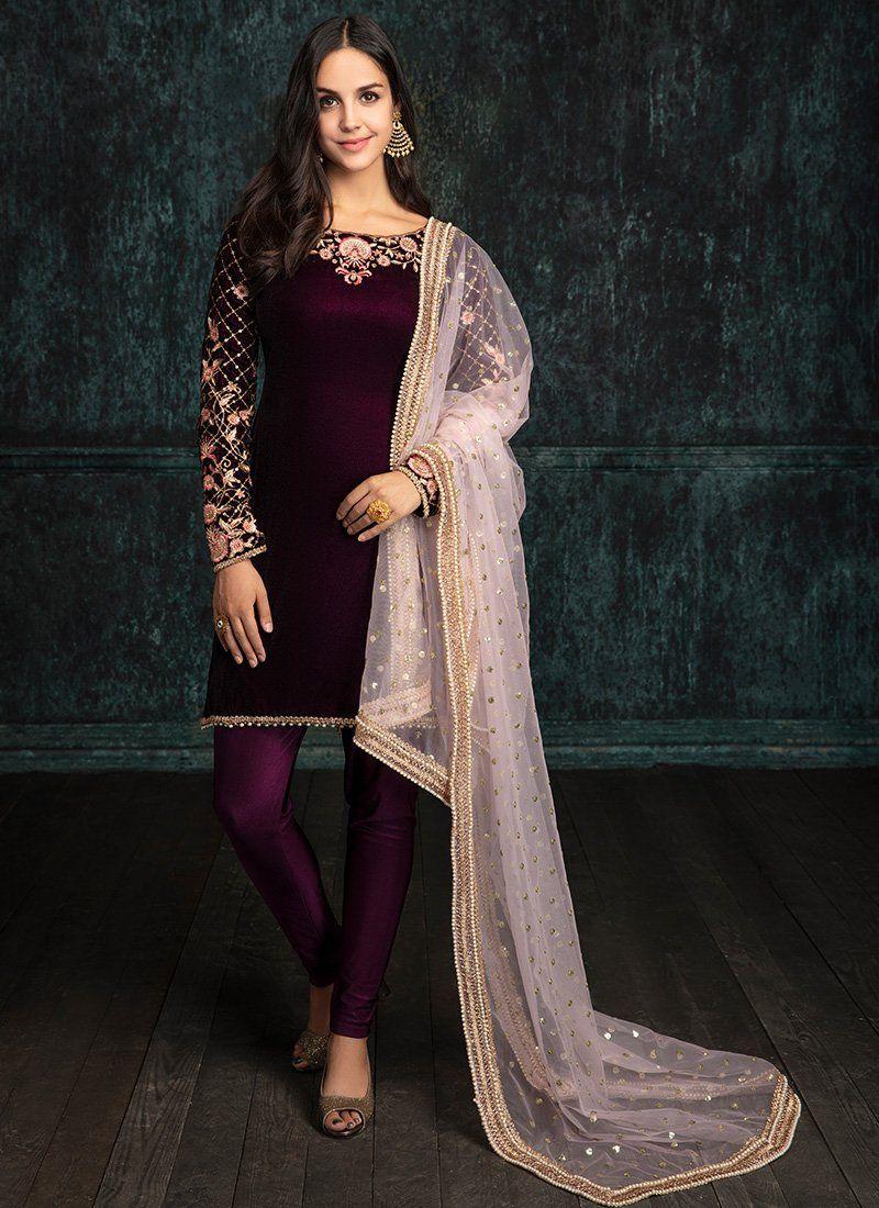 4e4ca2b99b Punjabi Salwar Suits, Churidar Suits, Designer Punjabi Suits, Anarkali Suits,  Salwar Kameez