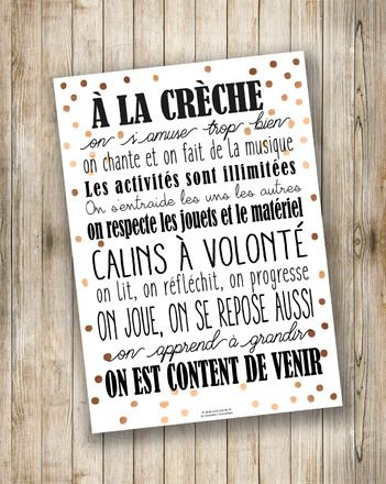 Idée Cadeau Pour Nounou Creche.épinglé Par Judith Brunet Sur Citation Cadeaux Crèche