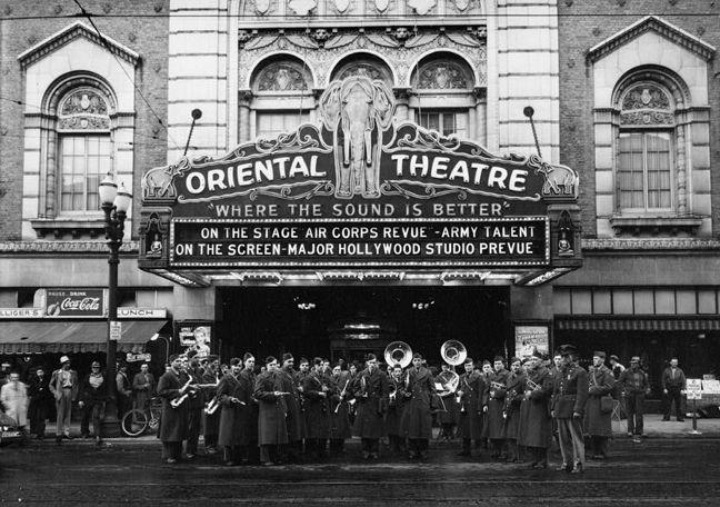 Oriental Theatre, Portland, Oregon | Portland Oregon Theatres .