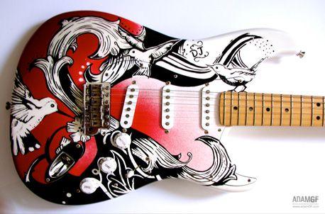 Custom Guitar- adamGF