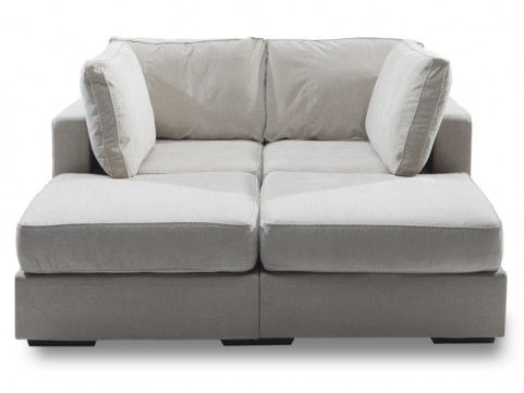 Ordinaire Movie Lounger Sofa With Sandstorm Chevron Microterry Covers #Lovesac  Furniture