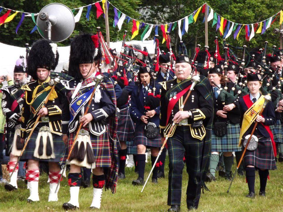 Drumtochty Highland Games Highland games, Scottish