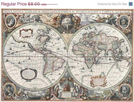 Old world map cross stitch pattern pdf map of 1790 point de croix old world map cross stitch pattern pdf map of 1790 point de croix embroidery 496 x 349 stitches instant download b284 gumiabroncs Choice Image