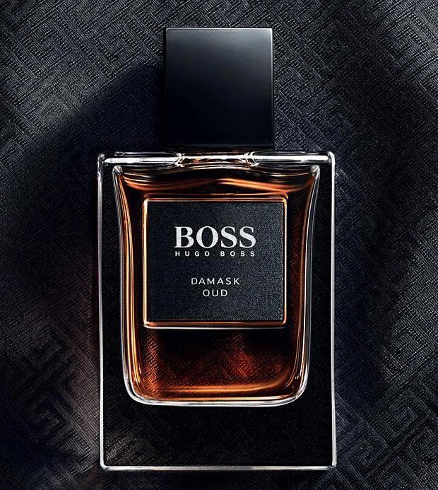 boss oud perfume