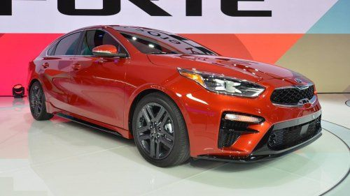 2019 Kia Forte Offers Stinger Flavored Design For Budget Minded