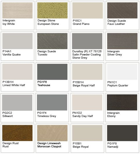 Dulux Colour Forecast 2017 13 Raw Brown Green Grey
