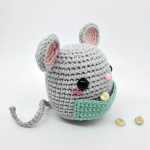 Little Muggles | Baby Mouse Pattern | 570x570