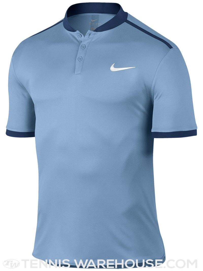 8a4cf575b Nike Men's Fall Dry Advantage Premier Henley | Henly | Nike men ...