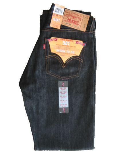 Levis 501 Jeans Black Shrink To Fit 0226 Ropa De Hombre Pantalones Levis Hombre Pantalones Levis