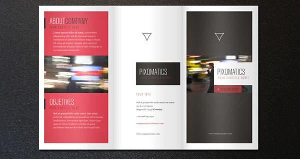35 Premium Free Brochure Templates Pinterest Free Brochure