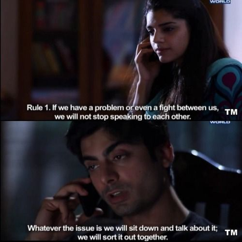 Zindagi Gulzar Hai Rule Number One Of Marriage For Kashaf And