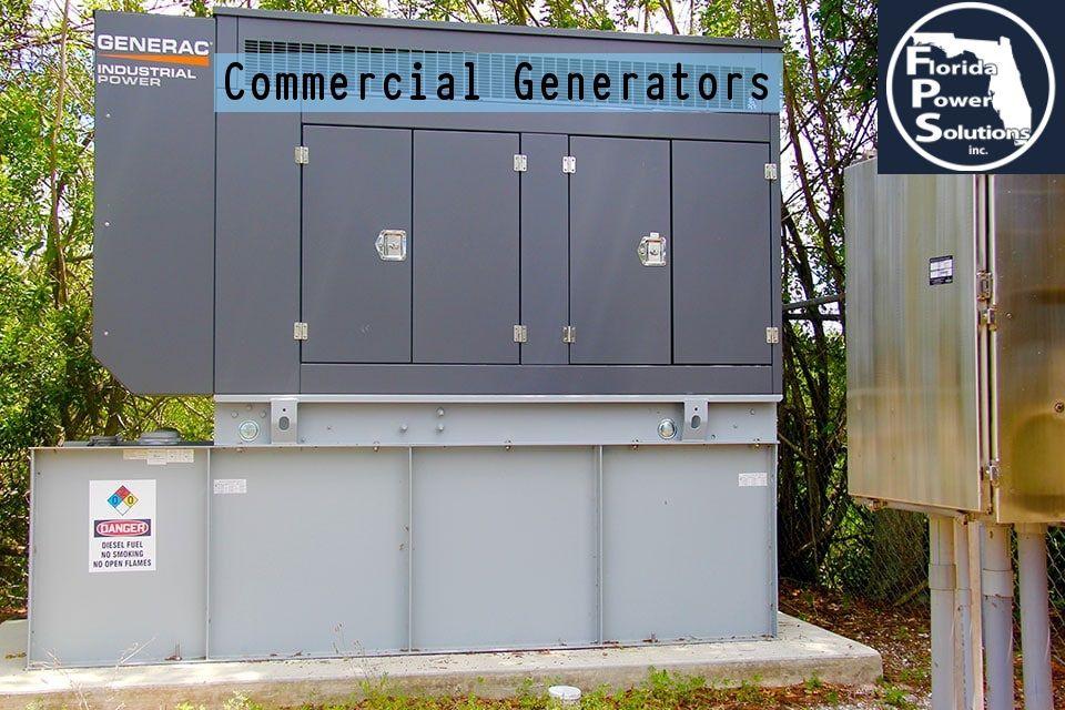 Commercial Generators Florida Florida, Commercial, Sarasota