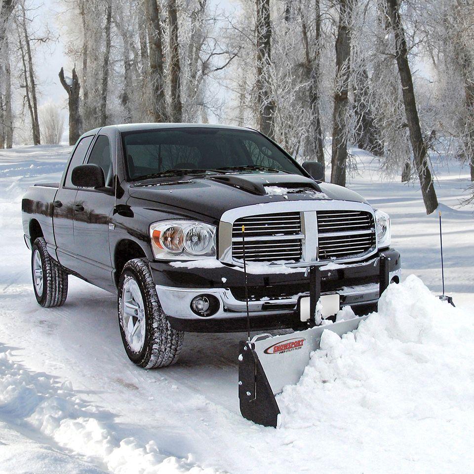 SNOWSPORT® HD Utility Plow Snow plow, Snow plow for