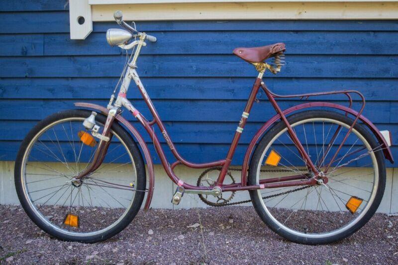 30++ Fahrraeder aus den 60er jahren Sammlung