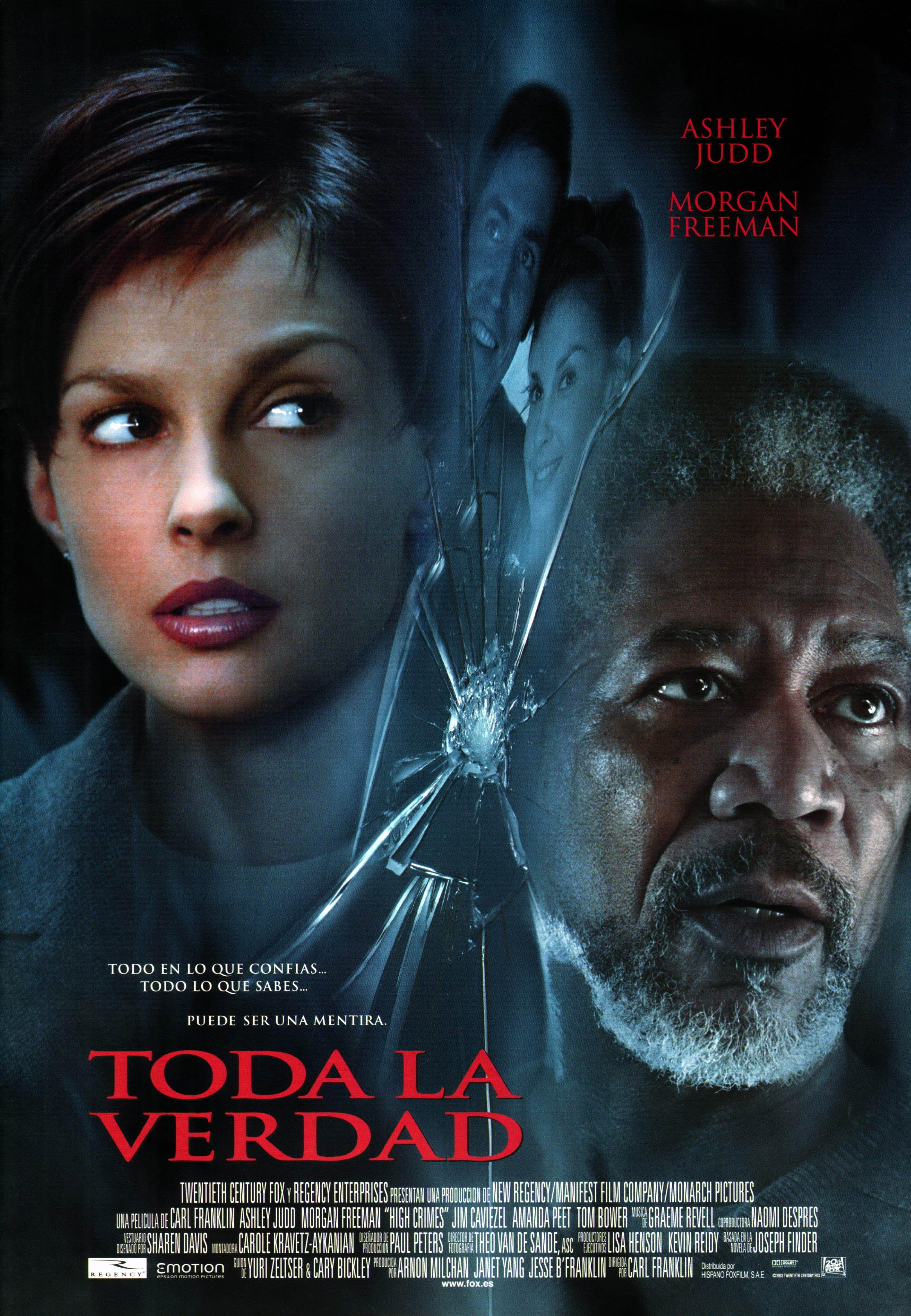 Toda La Verdad High Crimes Peliculas Peliculas Cine Películas Completas
