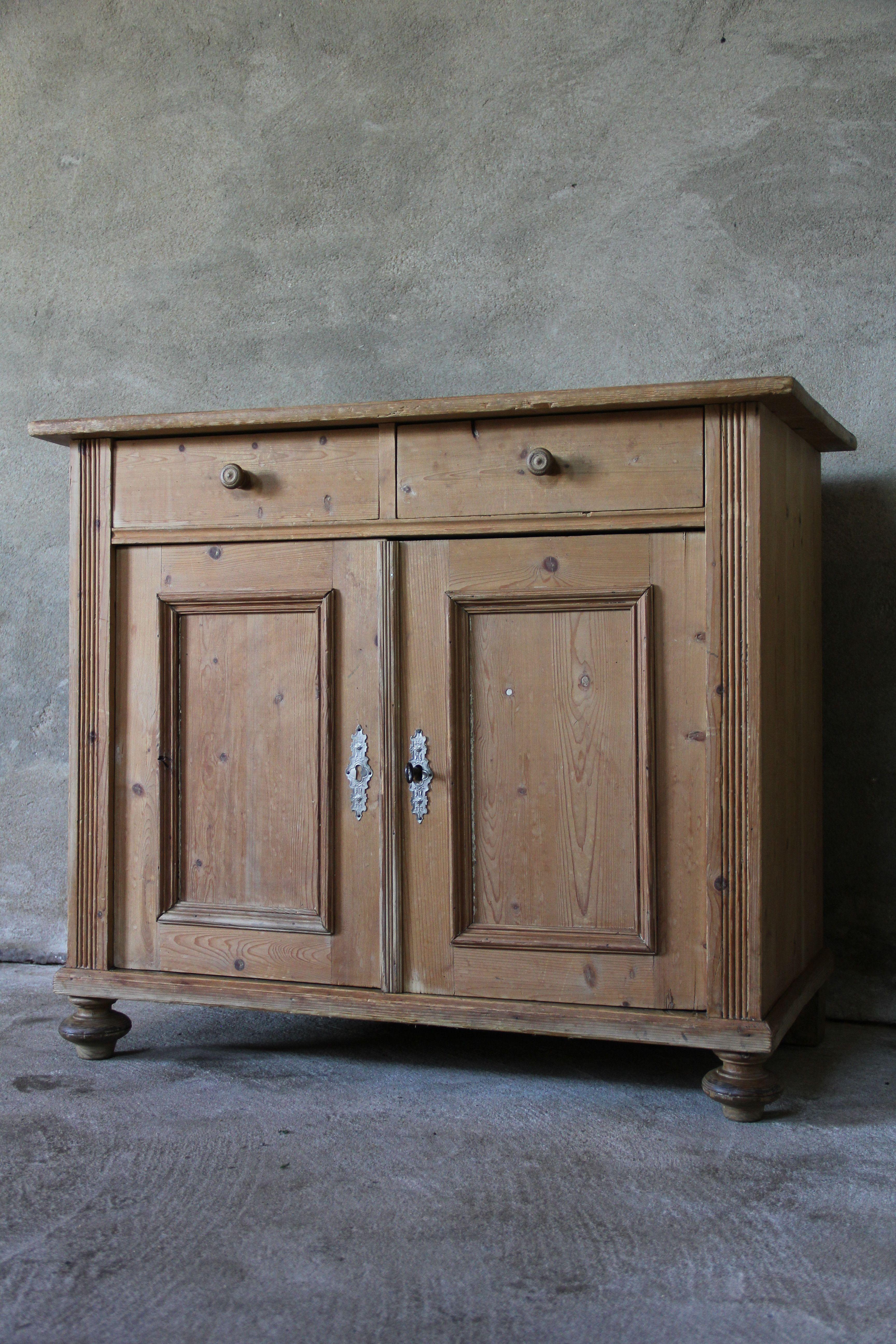 brocante buitenkeuken : Oud Grenen Dressoir Inndoors Meubelen En Interieur Inndoors
