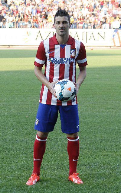 David Villa af8f5cfbe