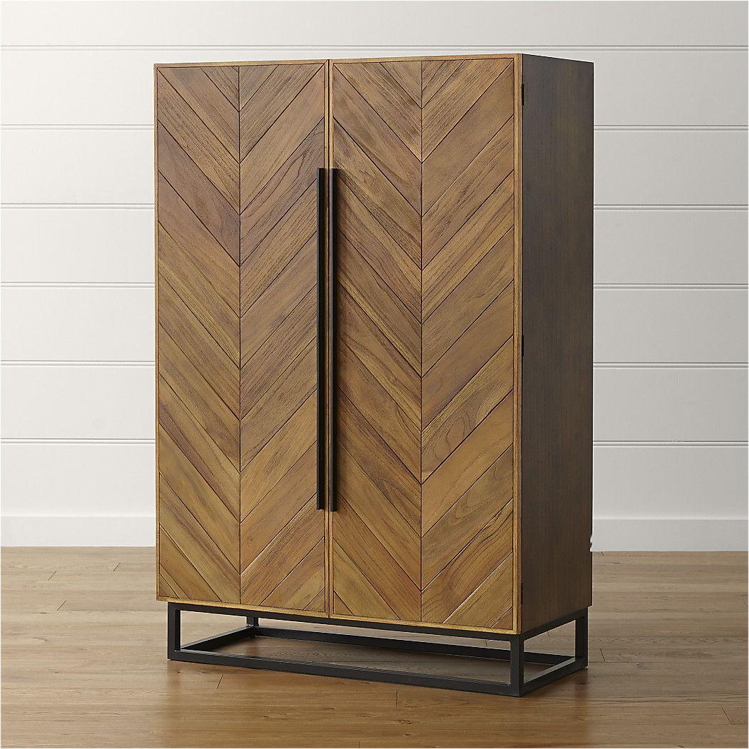 Estilo Cabinet Wardrobe Cabinets Metal Box and Shelves