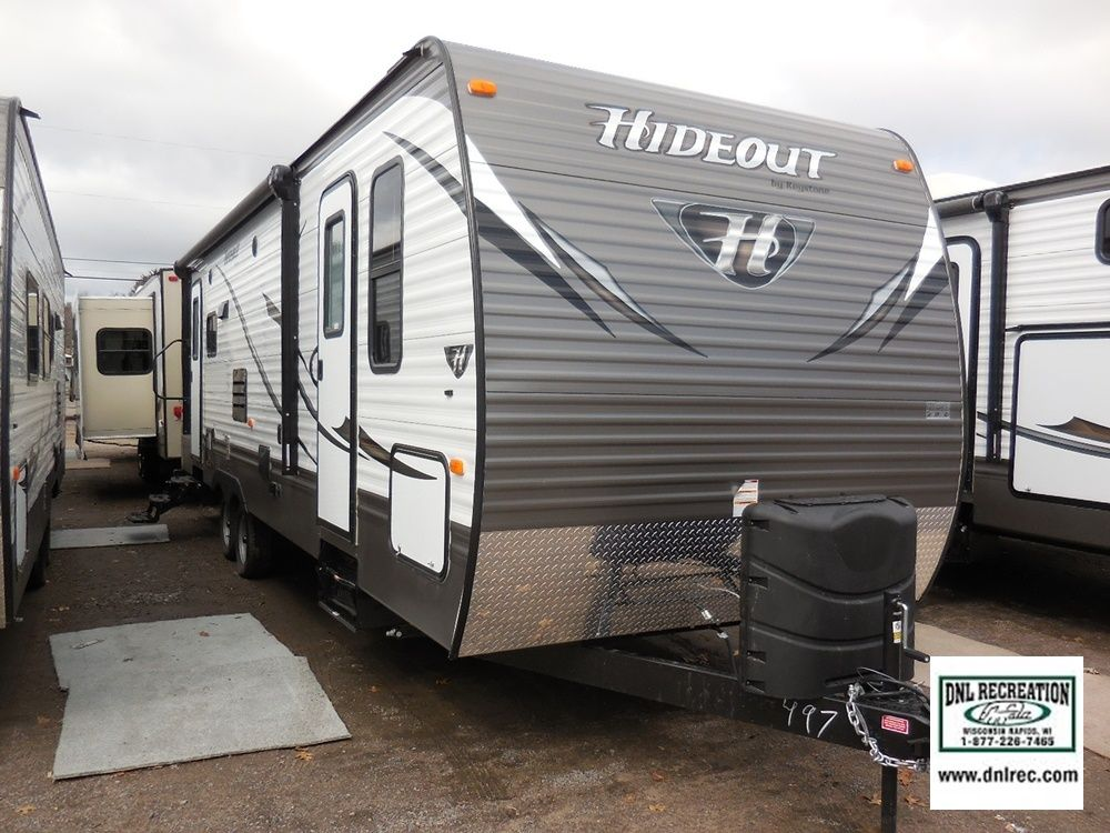 2015 Hideout 26RLS available at DNL Recreation in