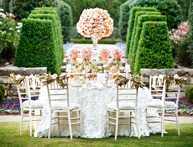 Lovely This Was Bridal Shower Decor But I Love The Colors And Centerpiece For A  Ceremony .