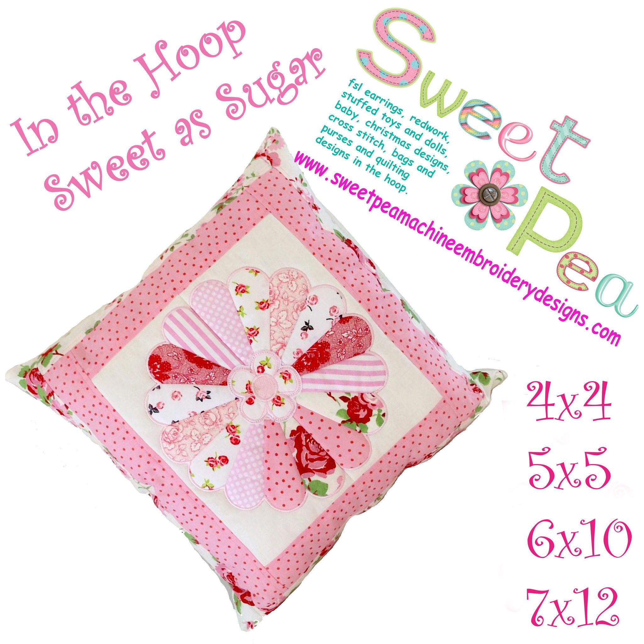 10 Best My Sweet Pea Embroidery Designs Images Embroidery Designs Machine Embroidery Quilts Embroidery
