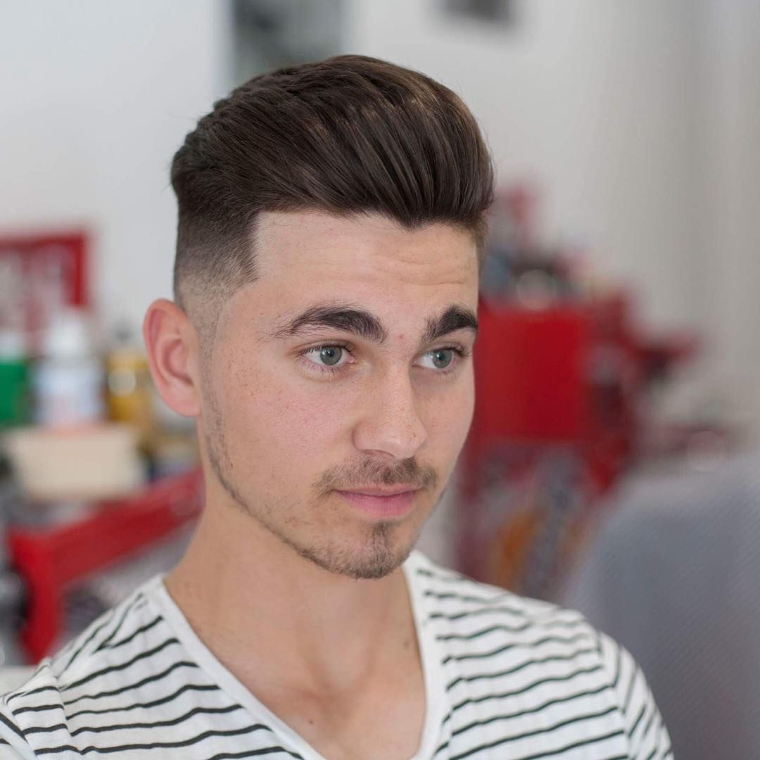 Modern Quiff Hairstyles For Men Hairstyles For Mens Hair Styles