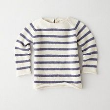 Lucien Striped Sweater / oeuf