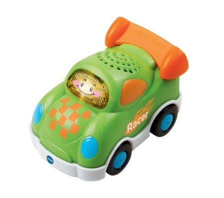 Amazon Com Vtech Go Go Smart Wheels Race Car I Green Toys Games Racing Toys Deals Car