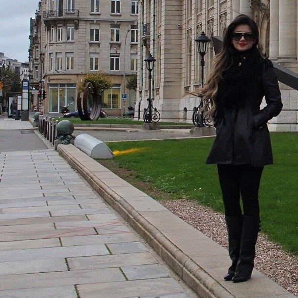 Em Luxemburgo. Lugar mágico! Amei...