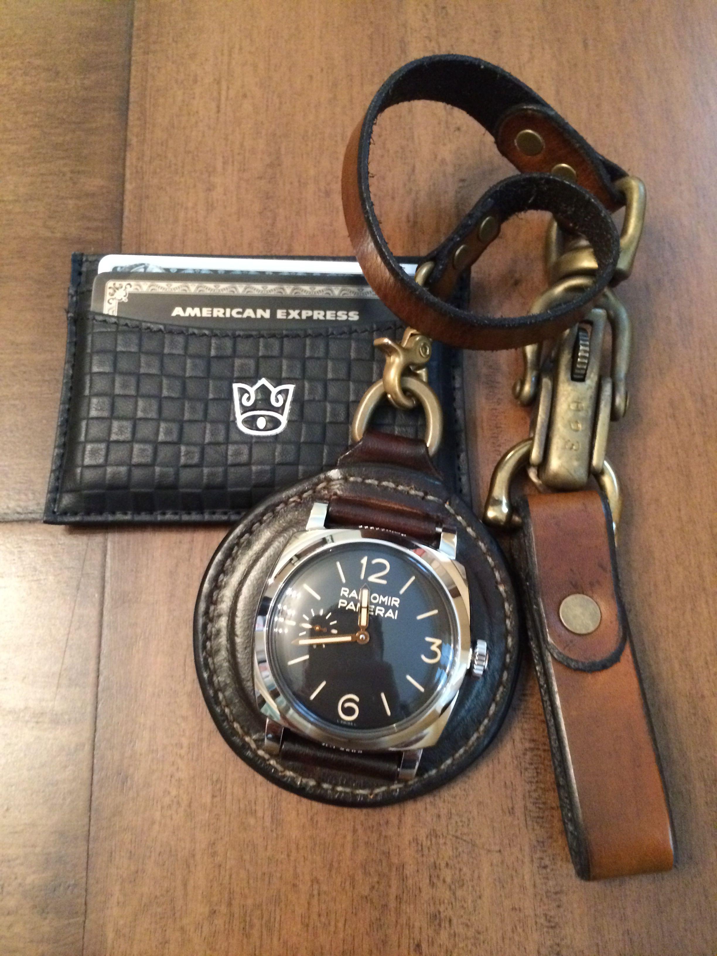 d65b51d15e1 Panerai pocket watch concept by Rinascita Concepts!  panerai   rinascitaconcepts