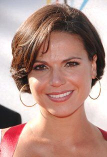 Lana Parrilla in ONCE UPON A TIME. She is so absolutely hateable as Mayor Regina Mills. I love it.