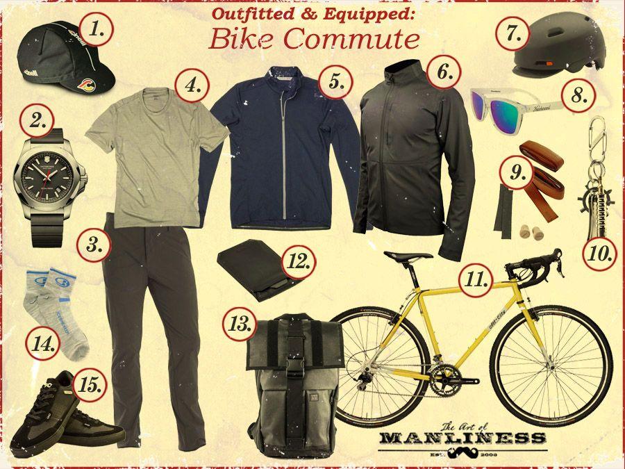 What To Wear For A Bike Commute Commuter Bike Commuter Bike