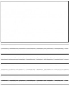 KindergartenWritingTemplate Language Arts Resources
