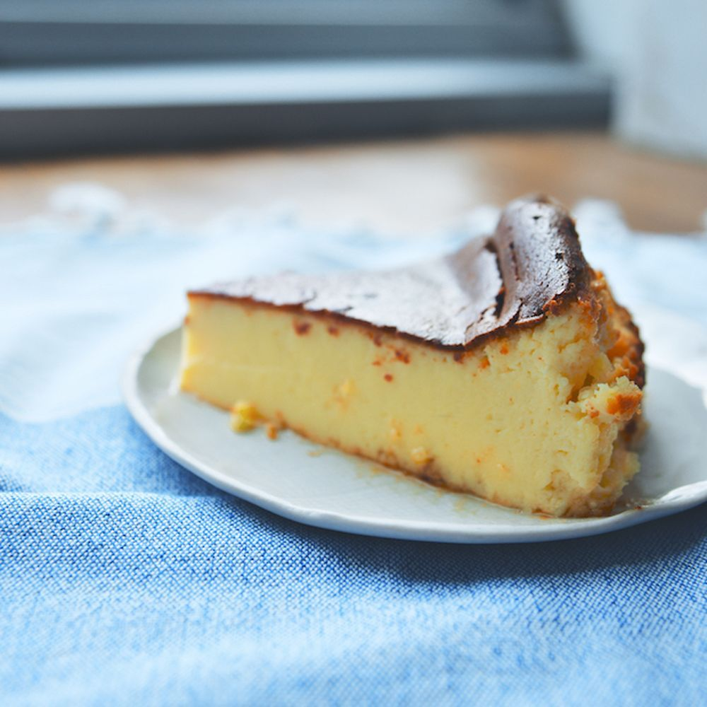 Best Basque Burnt Cheesecake Recipe