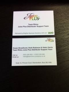 Our team rhino juice plus business cards juice plus team rhino our team rhino juice plus business cards colourmoves