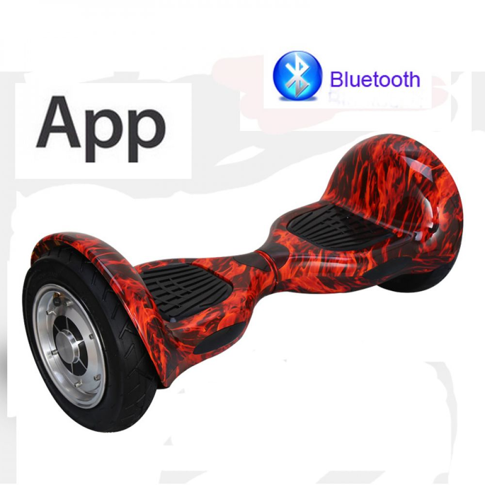 Phone APP 2 wheel scooter new 10inch hoverboard with GPS