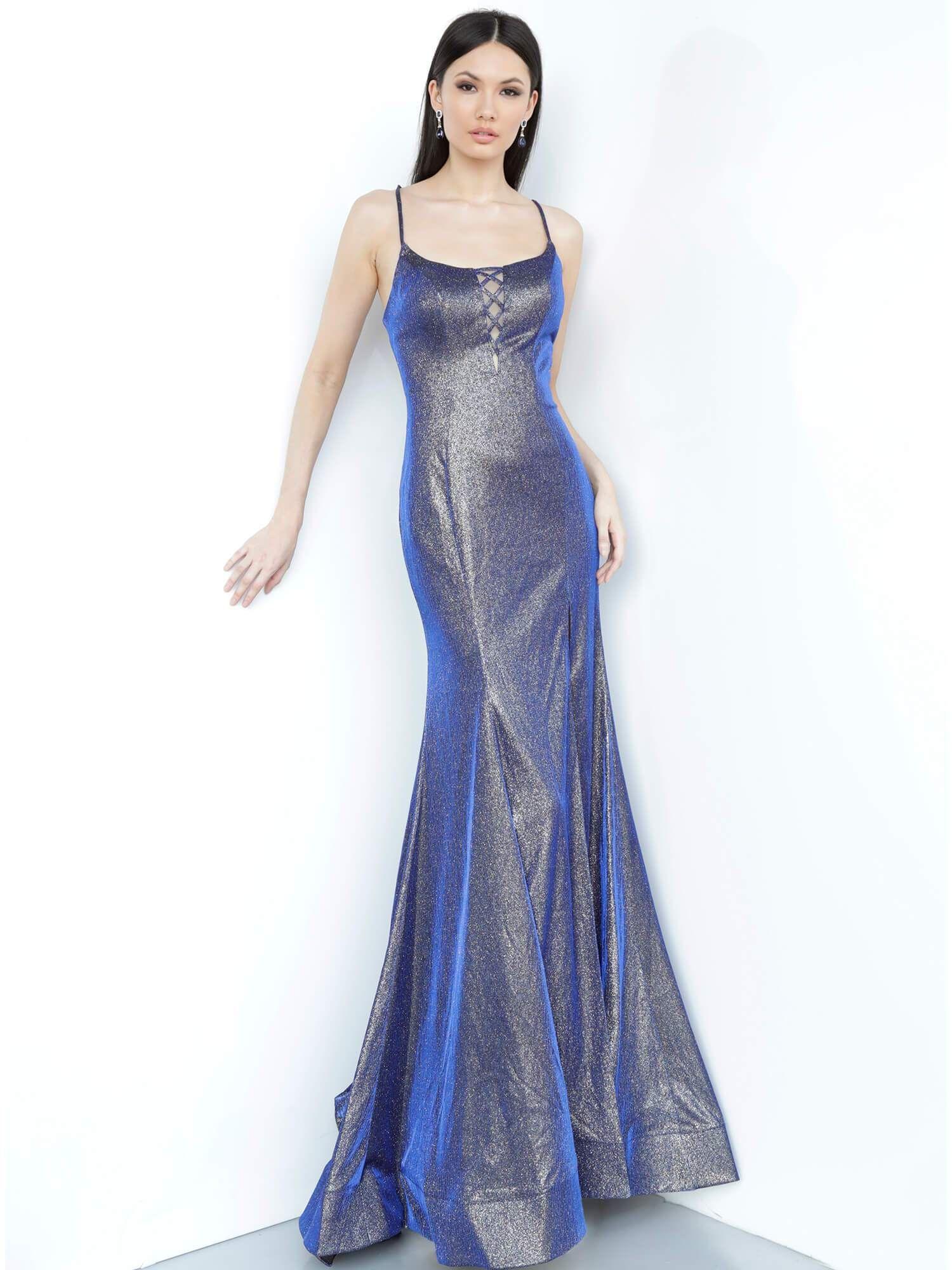 jovani jvn 02303 long iridescent mermaid shimmer prom