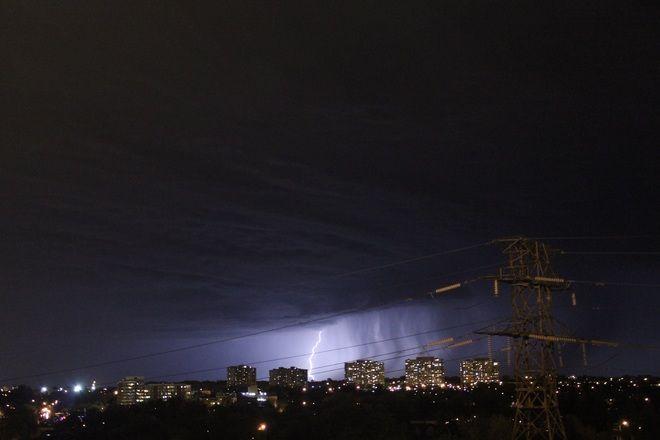 Severe Rainfall Warning for Toronto #PlumberTO #SumpPumpToronto  Lightning in October