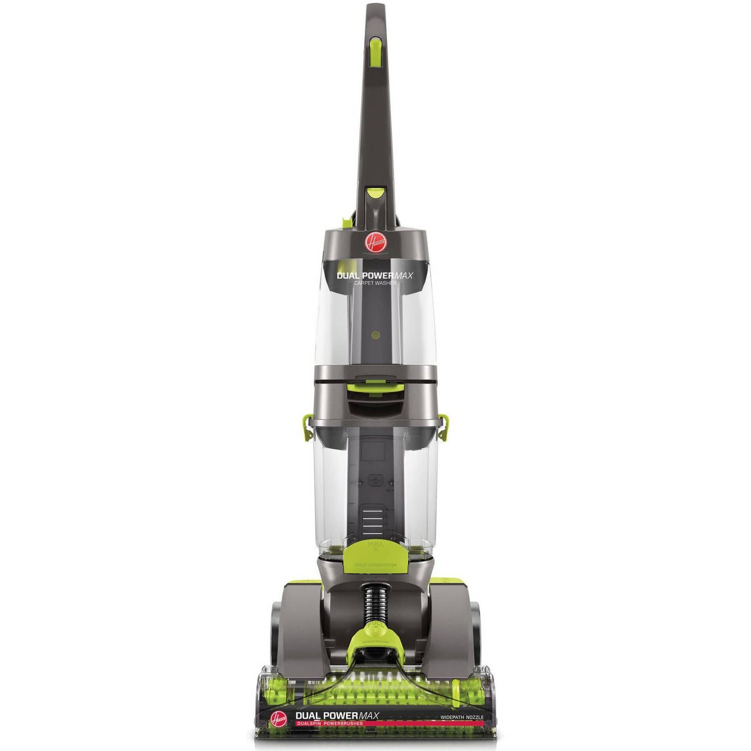 Hoover dual power max pet carpet cleaner only 9900