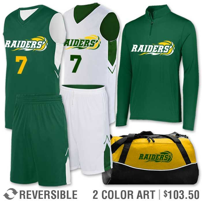 Alley-Oop Basketball Uniform Package Deal - Adult   Youth ... 77d872553