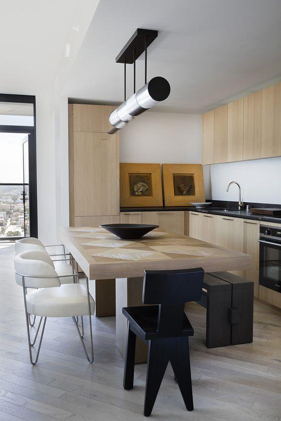 Delightful Stunning Kitchen Projects By Kelly Wearstler