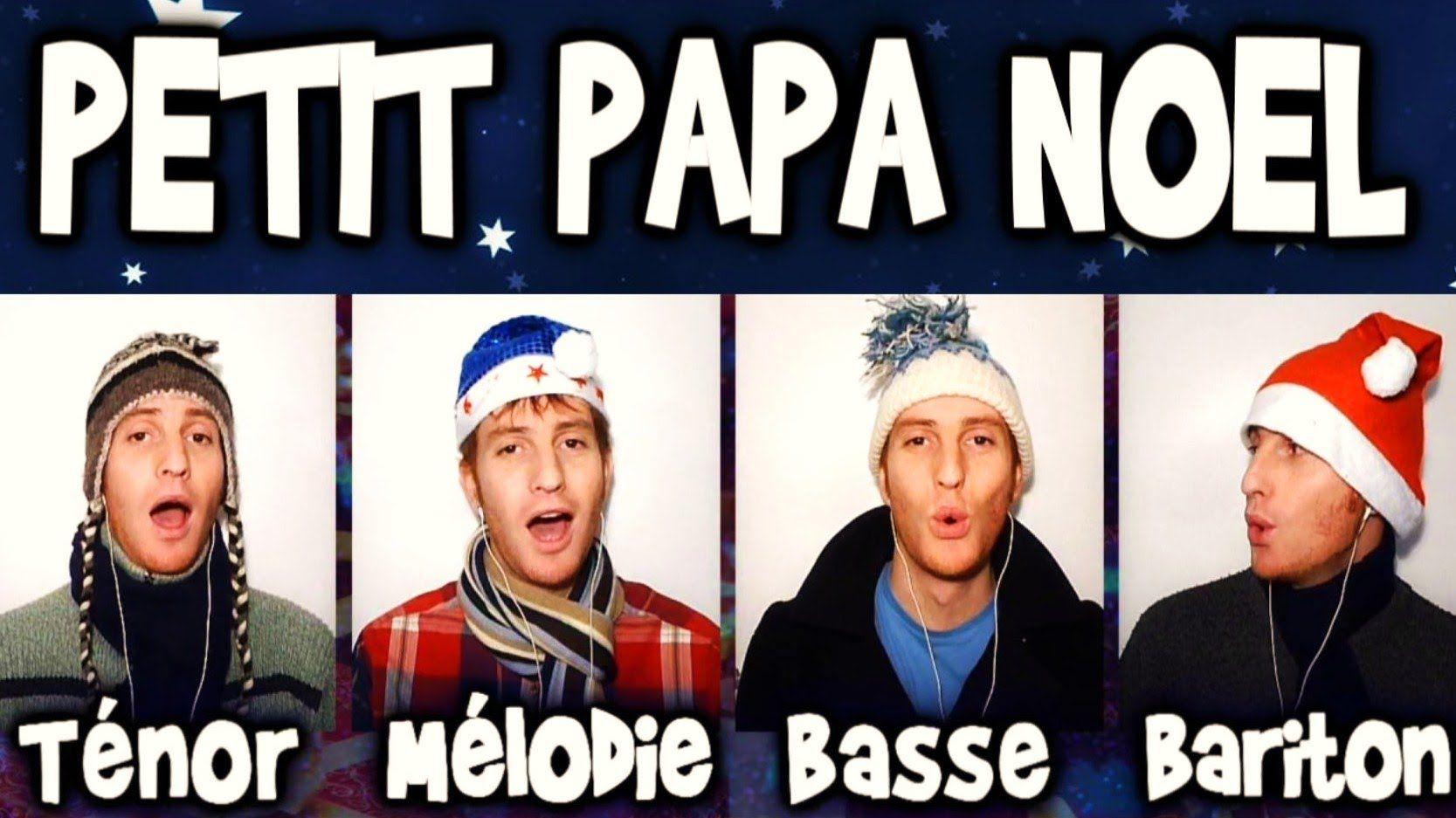 Petit Papa Noel (A Cappella) - Julien Neel | Barbershop | Pinterest ...