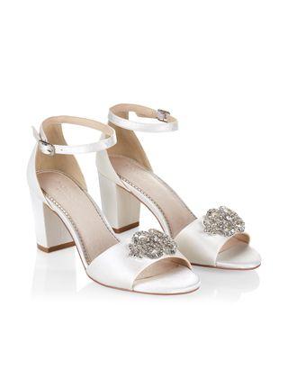befe3f1a1aaa Charis Block Heel Sandal