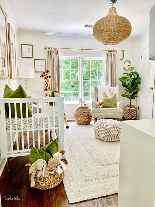 10 Baby Girl Nursery Themes That Are Rising in Popularity