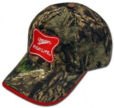 8996e6a9c6b Miller High Life Camo Hat
