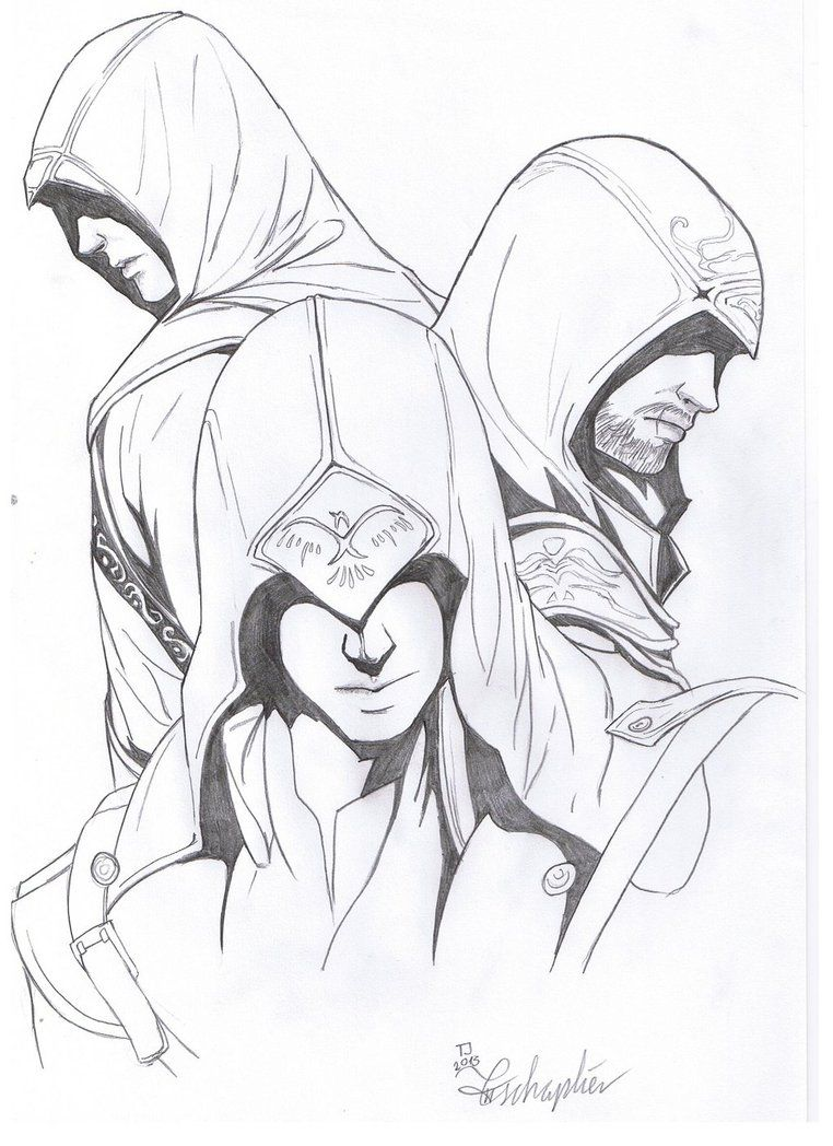 Assassins Creed 001 By Q Snak3 P Deviantart Com On Deviantart Assassins Creed Art Assassins Creed Assassins Creed Artwork