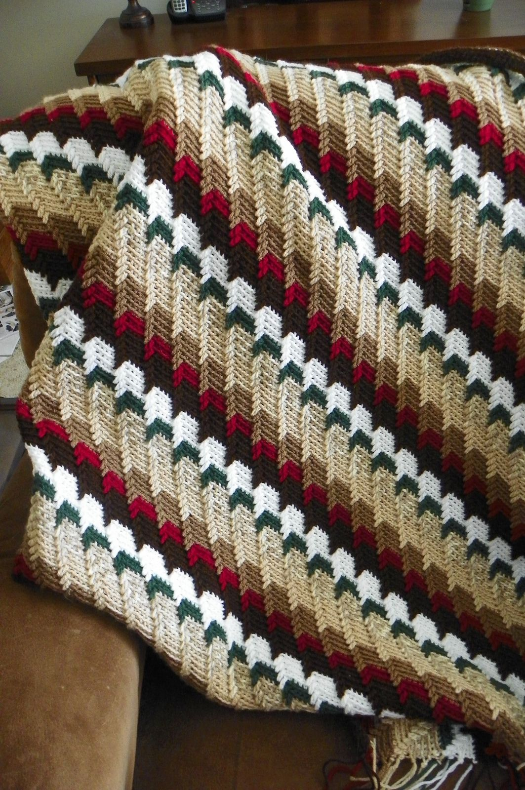 Apache Tears Afghan By Janet Jarosh Free Crochet Pattern