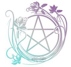 Pin by Hannah Richardson on Witchy Stuff | Wicca tattoo