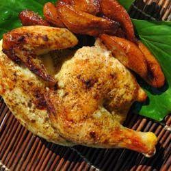How to make Garlic Roast Chicken - Pollo Asado al Ajillo ...
